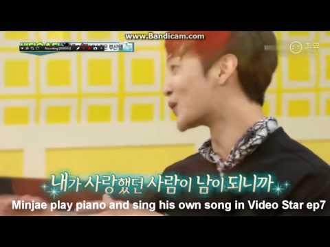 [CUT] Kim Minjae Singing Compilation 2016