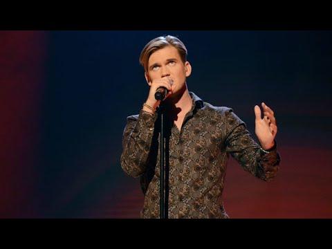 Bragi Bergsson: Way Down We Go – Kaleo – Idol 2018 - Idol Sverige (TV4)