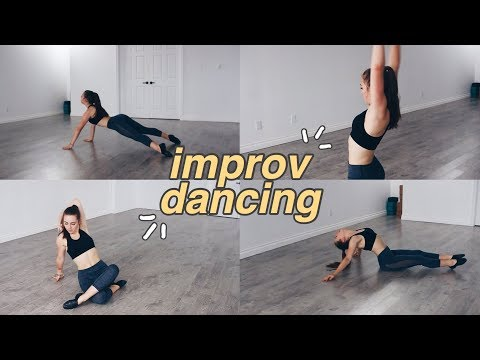 IMPROV DANCING #2