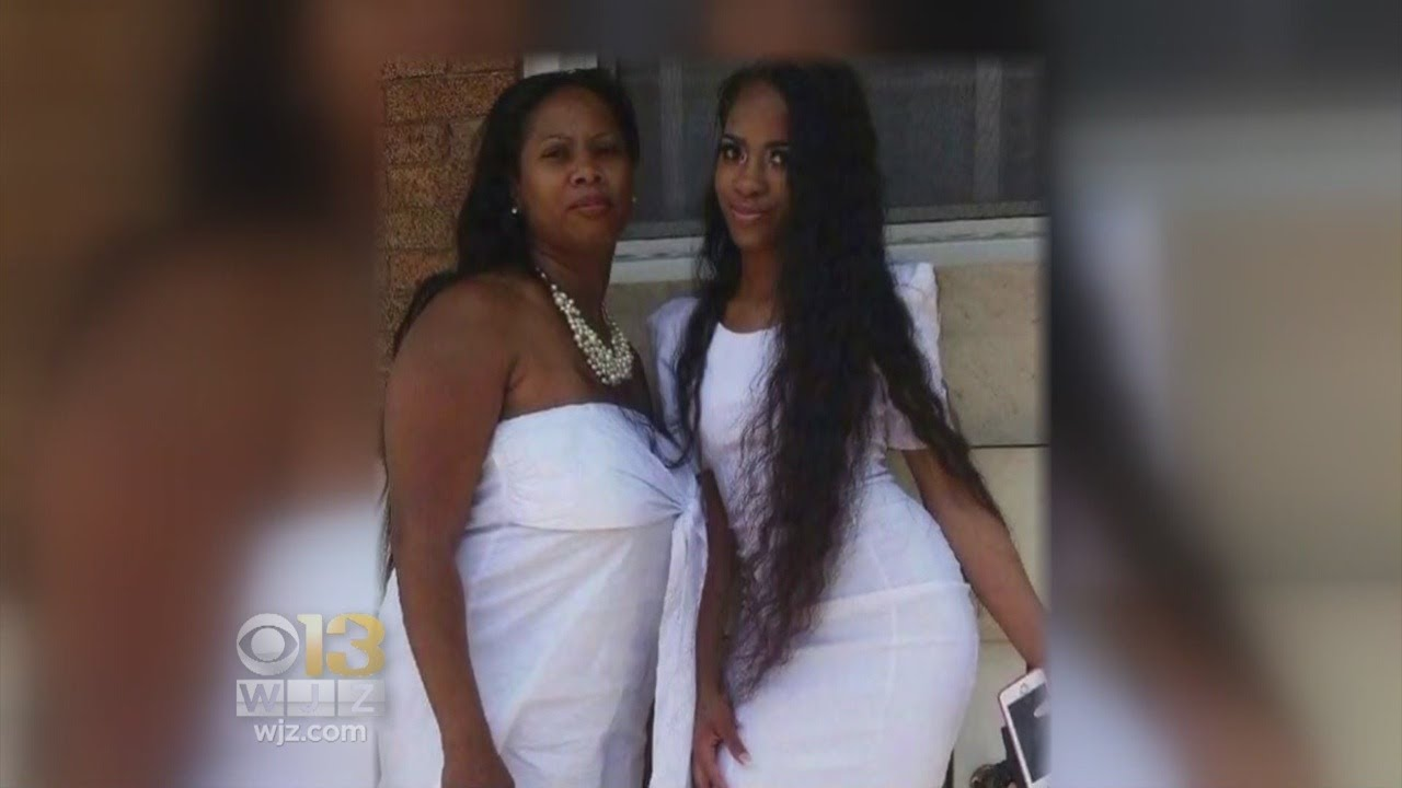 Police: Mother, Daughter Killed In Baltimore Home Were Targeted