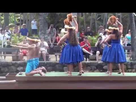 Polynesian Cultural Center Boat Parade