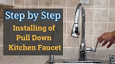 Danze Jasper Kitchen Faucet Brushed Nickel 1 Handle Scott S Testimonial Youtube
