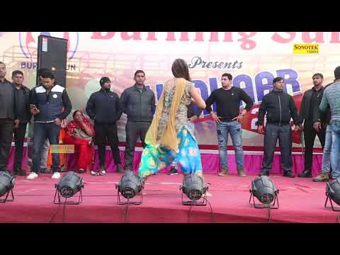 Tere Aankiya Ko Yo Kajal | Sapna Choudhary Mp4 Full HD
