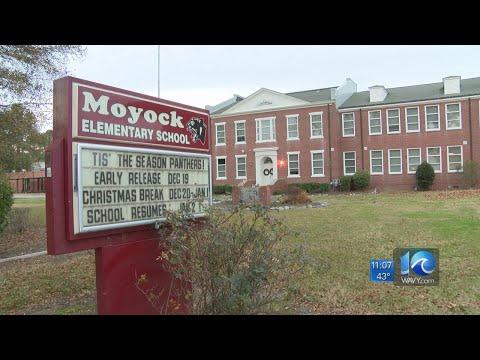 Moyock Elementary School attendance down after virus outbreak