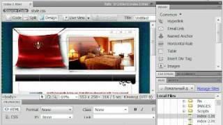 Обзор - применение программы Adobe Dreamweaver CS4