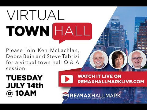 """RE/MAX Hallmark Town Hall """"Ask The Broker"""""""