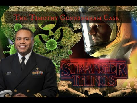 STRANGER THINGS: The CDC Outbreak & Timothy Cunningham