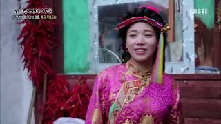 세계테마기행 - 신선의 땅, 인간의 마을, 중국 무릉도원 1부- 신과 함께 살아가다 당링쉐산_#001