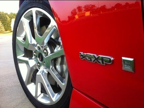 2009 G8 GXP Walkaround/Exhaust Rev