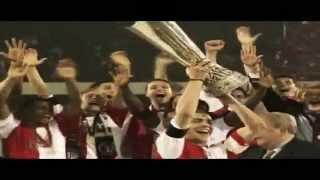 Feyenoord Rotterdam - History in Europe - Europa League 2014/2015
