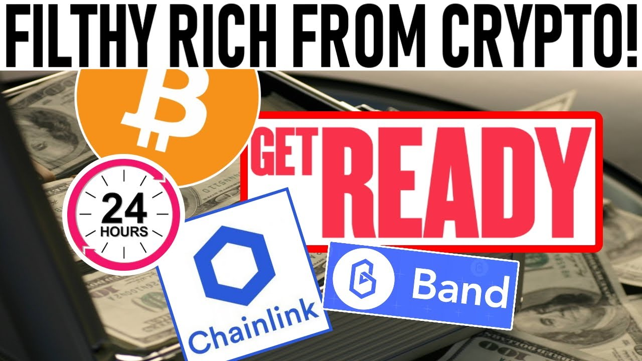 NEXT 24HRS: EXTREME BULLISH SIGN FOR BITCOIN! 100x: HUGE LINK RUMOR!  NEXT PARABOLIC ALTCOIN! +5400%