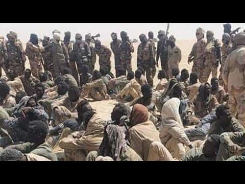 Download Qui sont les rebelles qui auraient tué le président tchadien Idriss Déby?