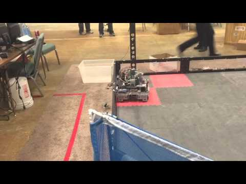 Team 1826 305 Point Programming Skills Vex Nothing But Net