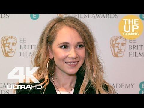 Juno Temple interview: BAFTA EE Rising Star Award announcement, Unsane, Wonder Wheel