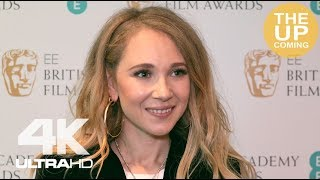 Juno Temple interview: BAFTA EE Rising Star Award announcement, Unsane, Wonder Wheel