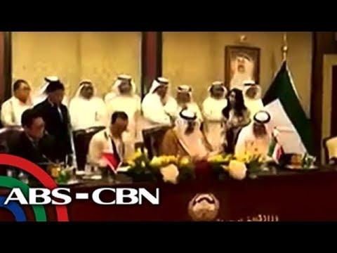 Pagpapadala sa Kuwait ng skilled, semi-skilled workers, puwede na uli