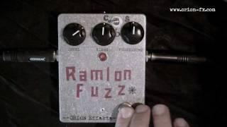 Orion Effekte - Ramlon Fuzz (Classic Ram