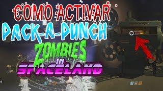 Como Activar el Pack a Punch en Zombies in Spaceland