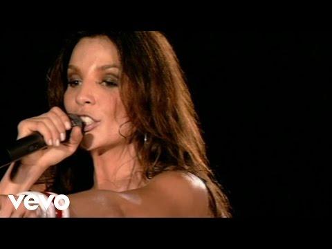 Ivete Sangalo - Chorando Se Foi Llorando Se Fue  Preta