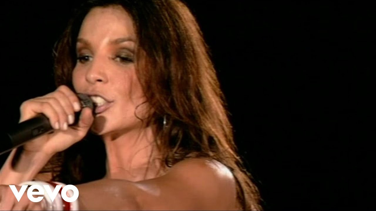 Download Ivete Sangalo - Chorando Se Foi (Llorando Se Fue) / Preta