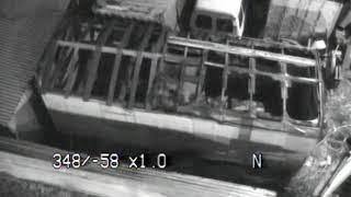 Астанада бейнебақылау камерасы көліктен бөлшектерді ұрлау үсінде байқап қалды.
