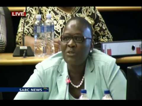 Marikana Commission of Inquiry, 10 September 2014: Session 3