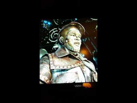 Neyo Tin Man Wiz Live scene