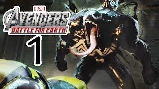 Marvel Avengers: Battle for Earth - The Beginning [Episode 1]