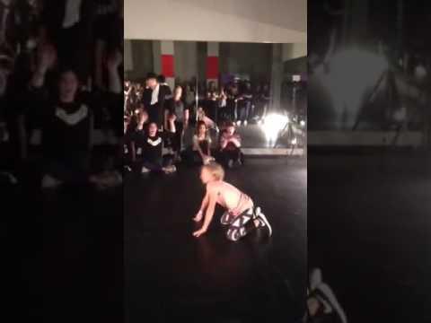 Мастер-класс Насти Чередниковой в Про-танцах