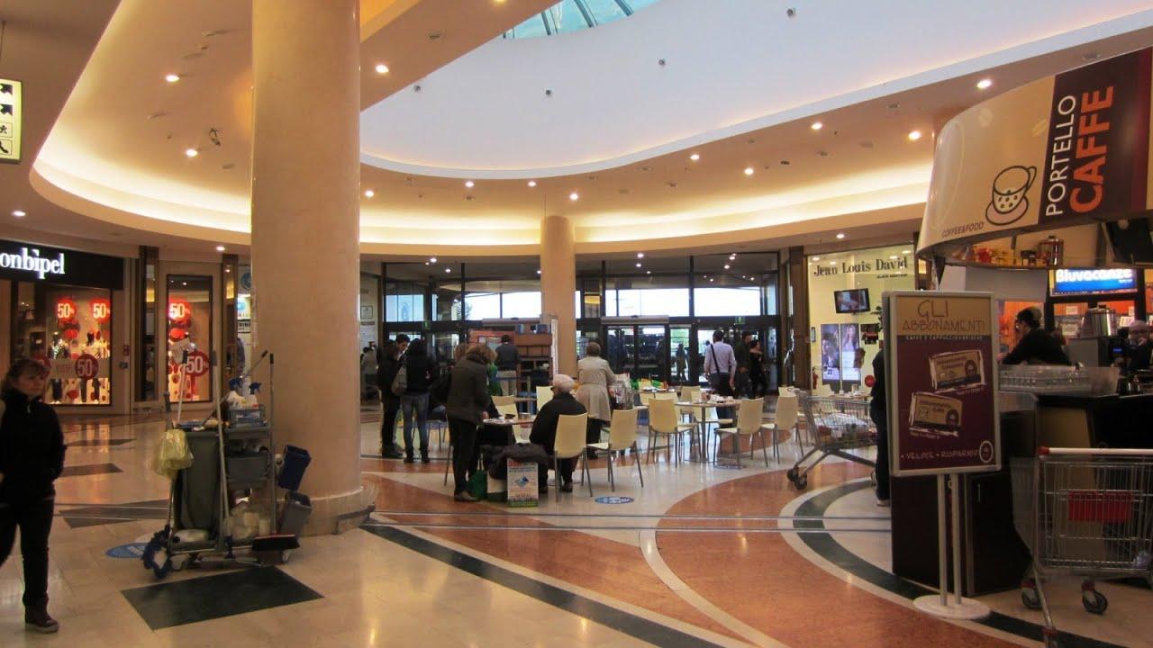 Centro Commerciale Serravalle - YouTube