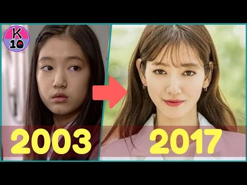 Silent Witness Park Shin hye EVOLUTION 2003-2017