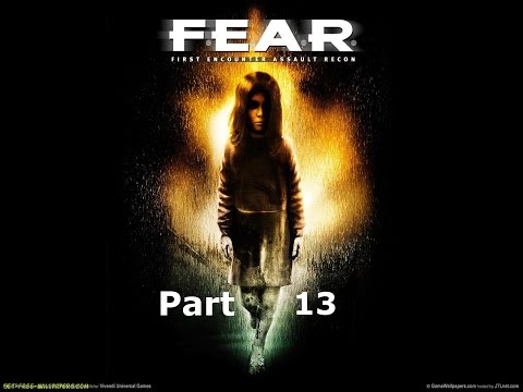 F.E.A.R. Part 13 - Particle Cannon Snipers!