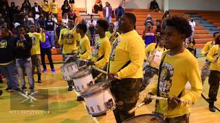 Fairley Vs Whitehaven High School - Percussion Battle - 2018