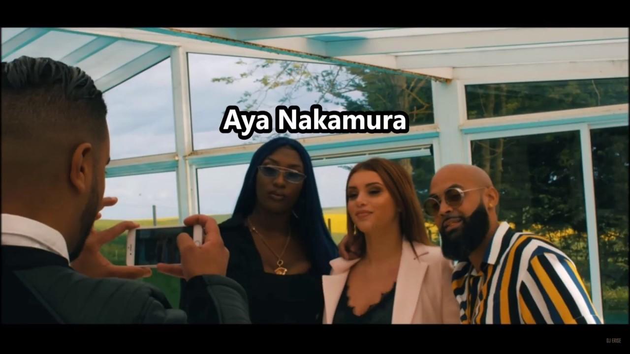 la chanson de aya nakamura pourquoi tu force