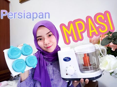 Persiapan MPASI (Peralatan Yang Disiapkan Untuk MPASI) | Cikal Ananda