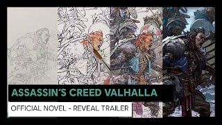 Reveal trailer for the cover of the official novel Assassin's Creed Valhalla