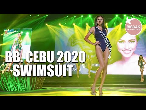BINIBINING CEBU 2020 SWIMSUIT COMPETITION | CEBU CITY