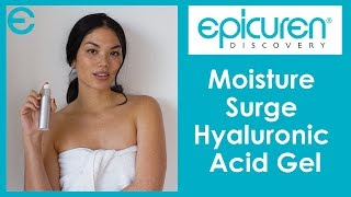 Moisture Surge Hyaluronic Acid Gel | Epicuren Discovery Thumbnail