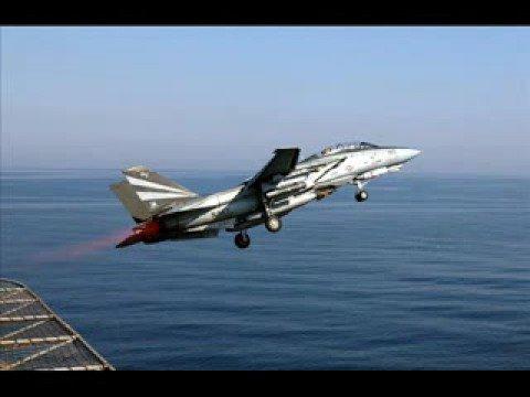 Grumman F-14 Tomcat - Highway to the Danger Zone