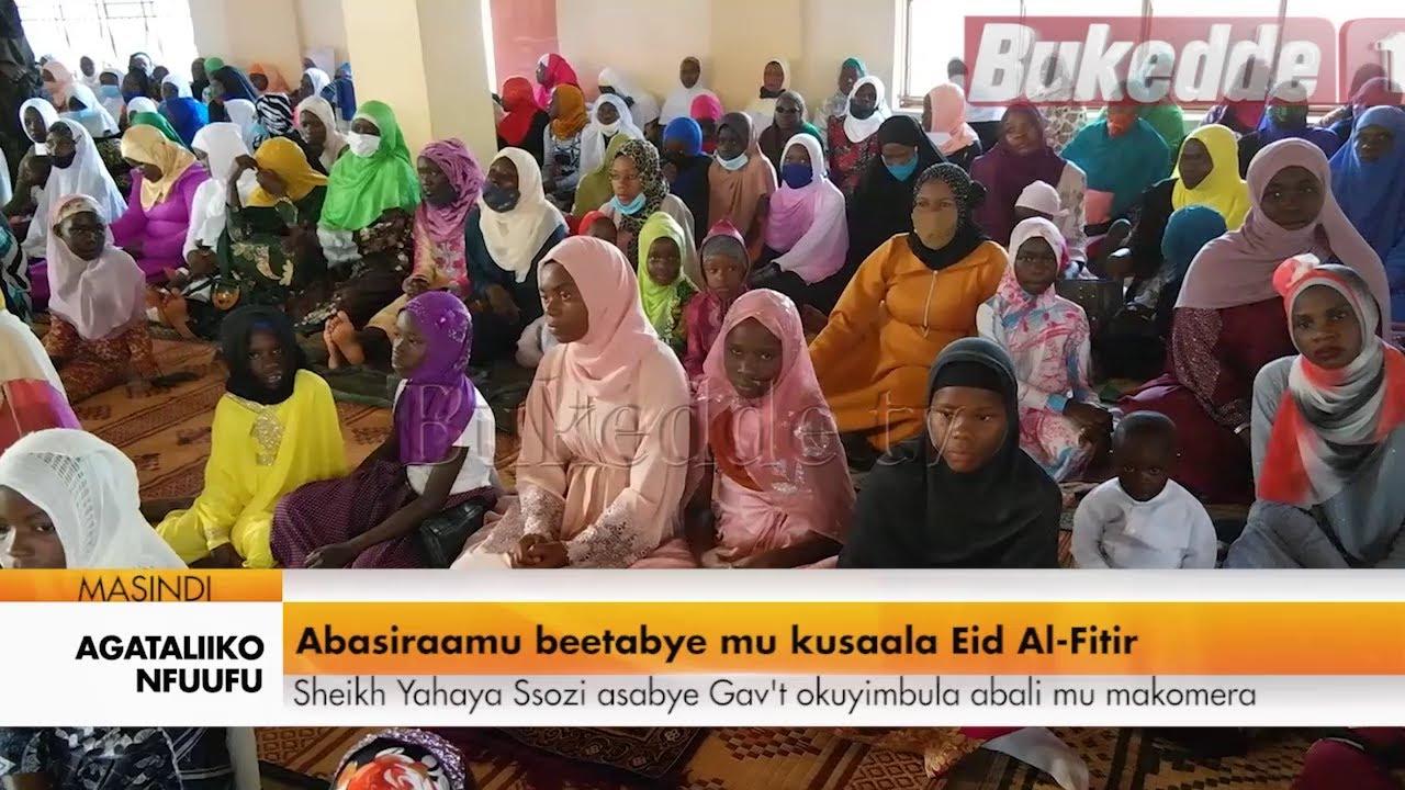 Download Agataliikonfuufu: Abasiraamu bakubiriziddwa okusigala nga beeyisa bulungi  e kaseese