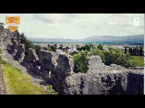 Eisteddfod Llangollen: Taith grwydr drwy Sir Ddinbych