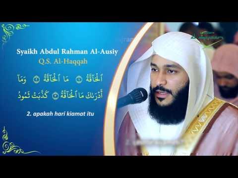 Suara Imam Termerdu di Dunia 2017, Surah Al-Haqqah New ™
