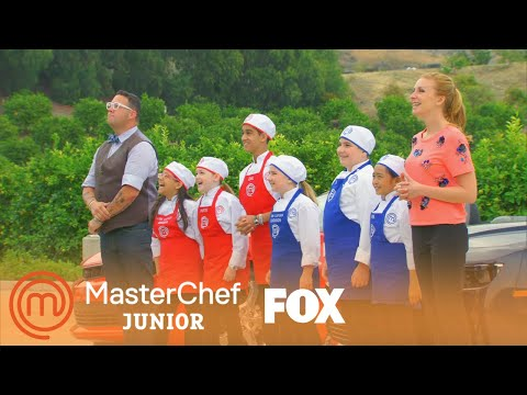 The Chefs Get To Go To Gordon Ramsay's House | Season 4 Ep. 10 | MASTERCHEF JUNIOR