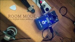 MXR M300 Reverb demo