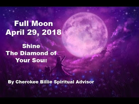 Full Pink Moon April 29 2018