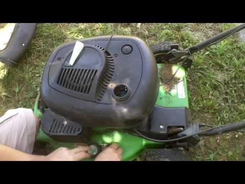 Lawn-Boy Push Mower No Start Condition- General Information