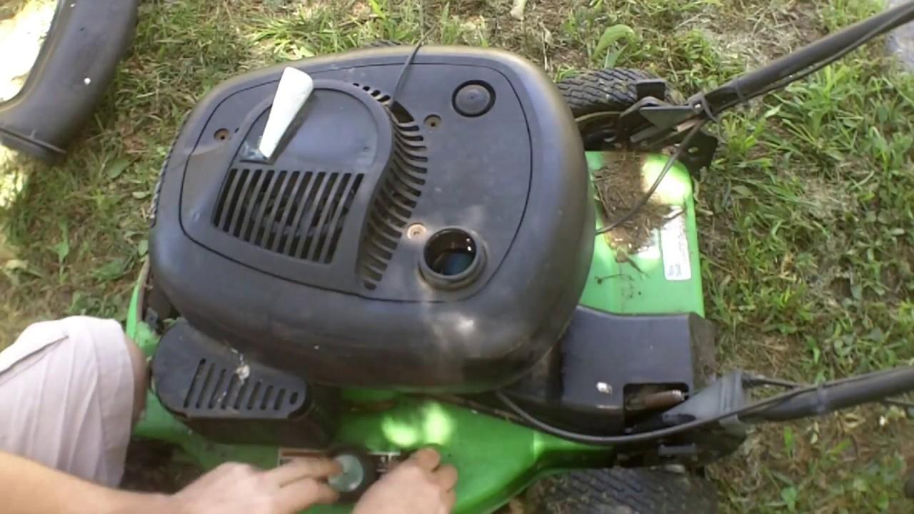 Lawn Boy Push Mower No Start Condition General Information