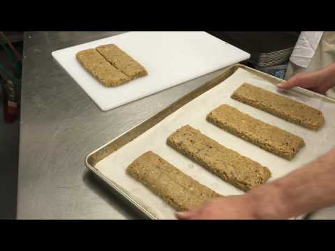 The Making of Monks' Biscotti