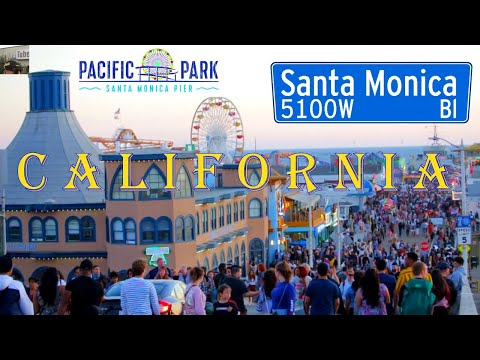 What To Do When Visiting Santa Monica Pier Attractions Pacif