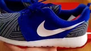 Nike Roshe One Print - Unboxing